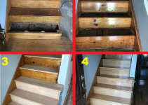 Long İsland Floor Sanding Steps Repair And Replacement Finishing