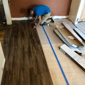 Long Island Floor Refinishing