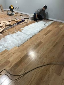 Laminate Floor Repair New York
