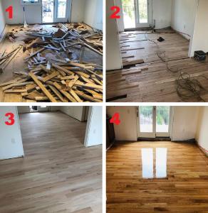 Long Island Floor Sanding And Installation