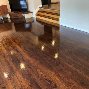 Long Island Hardwood Floor Refinishing