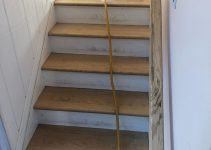 Wood Stair İnstallation Long İsland
